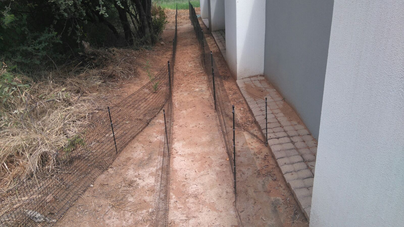 Installation In South Africa Snake Fence Systems